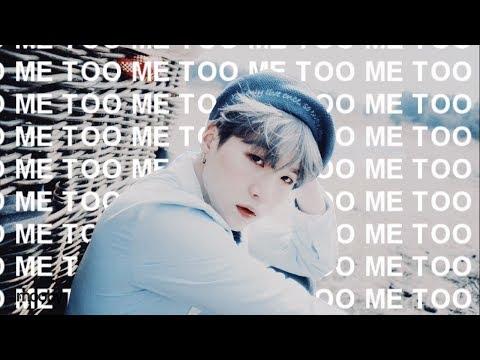 「YOONGI」- ME TOO