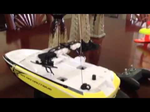 Rc wakeboard