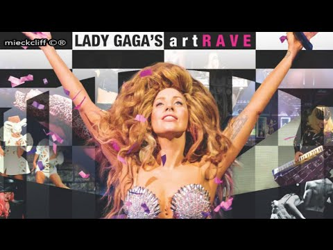 Lady Gaga Artrave - The Arpop Ball - Full Show Live @ Antwerp Belgium