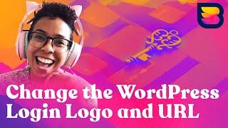 How to Change the WordPress Login Logo and URL