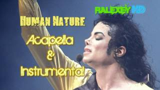 Human Nature Acapella and Instrumental - RALEXEY