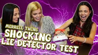 SHOCKING LIE DETECTOR TEST - Merrell Twins ft. Griffin Arnlund