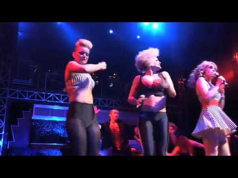 Mamma Mia at West End Eurovision 2010 (Choreography: Russell Smith, Mel Green, Sam Mackay)
