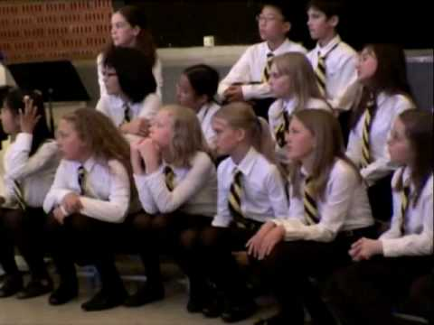 ES Honers Choir | International School of Prague