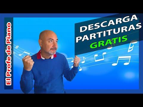 como-descargar-partituras-gratis-para-piano-✅✅-donde-encontrar-cualquier-partitura-gratis