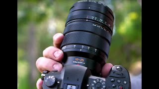Panasonic Leica 10-25mm f1.7 Hands-on Review