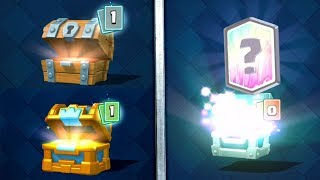 Clash Royale INSANE ! PACK OPENING DE COFFRES GRATUITS REMPLIS DE LEGENDAIRES !
