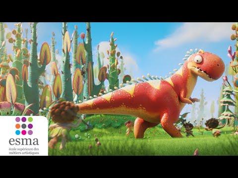 Mesozoïque Alternatif - ESMA 2021 (teaser)