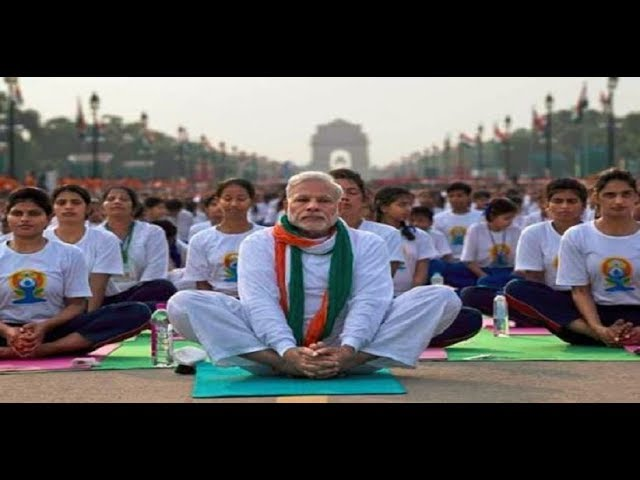 Explained: How Modi Government Lead the Nations to Adopt International Yoga day