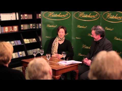 Elizabeth George talks about casting Lynley  Hodder & Stoughton
