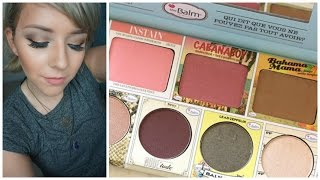 In the Balm of Your Hand Vol. 1 Palette Review and Tutorial