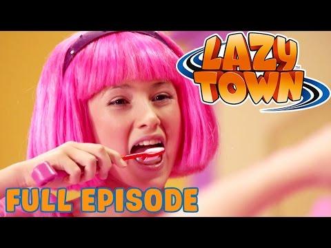 Lazy Town | Happy Brush Day | Season 1 Full Episode