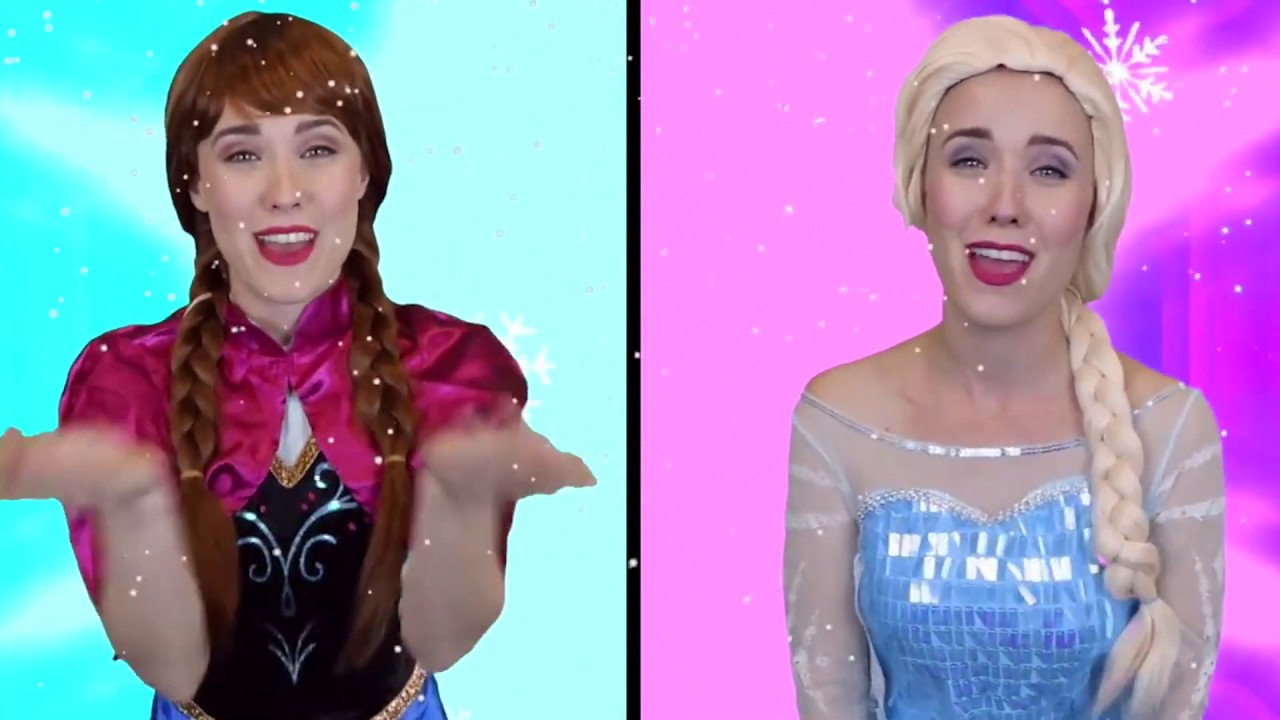 Frozen 2 Cover Songs In Real Life! ELSA and ANNA Sing FROZEN 2 MUSIC