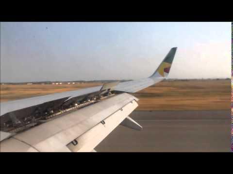 Atterrissage Garoua