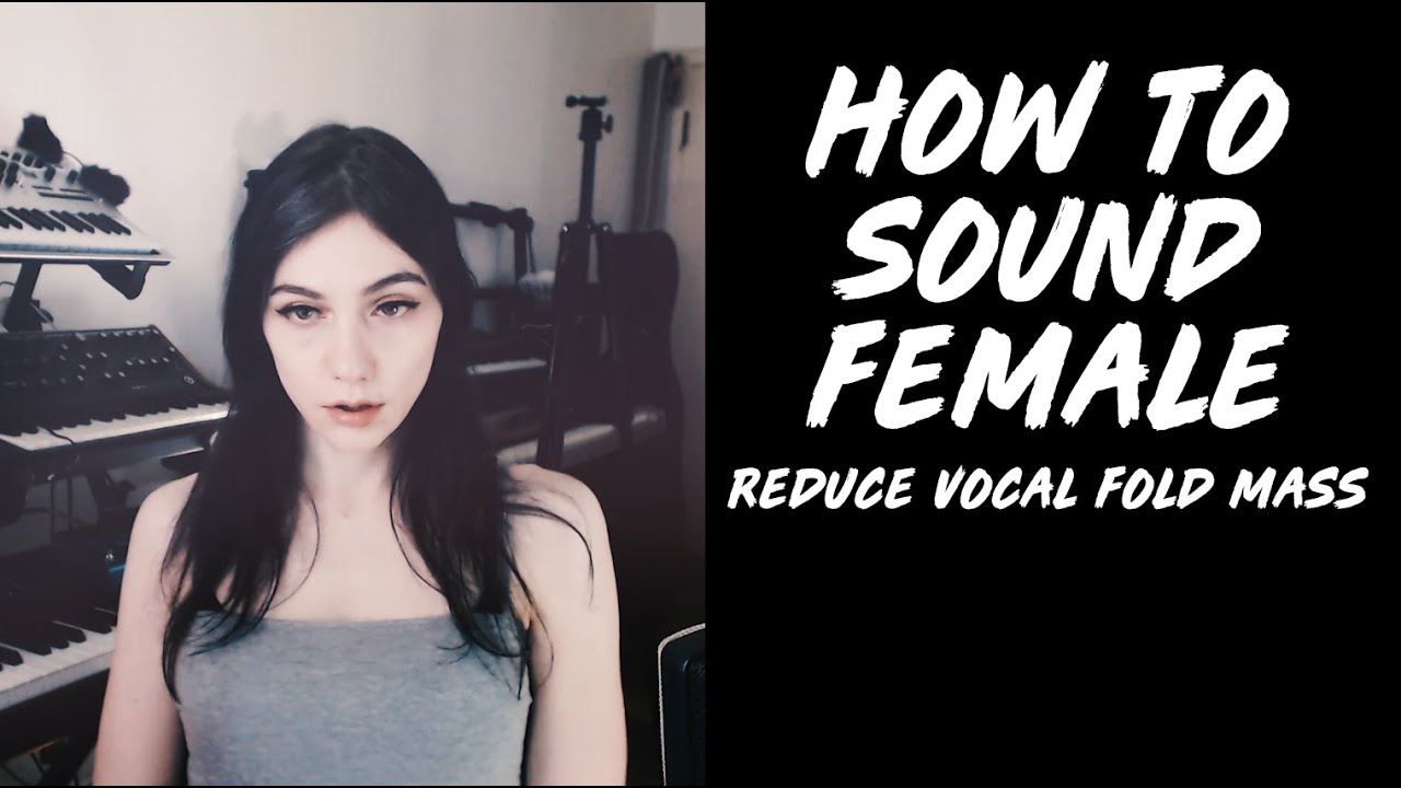 FEMINIZE YOUR VOICE: 8 Exercises to Reduce Vocal Fold Mass | Exercises, Demonstration, & Documen