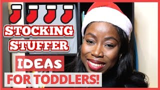 VLOGMAS DAY 4| INEXPENSIVE STOCKING STUFFER IDEAS FOR TODDLERS | VLOGMAS 2019 |GRACE SONDE