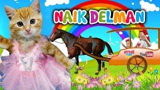 Download lagu Naik Delman Lagu Anak Indonesia Populer Sepanjang Masa Bersama Kucing Lucu dan Boneka Lucu
