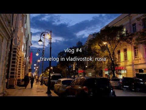 vlog #4 travelling to Vladivostok, Rusia