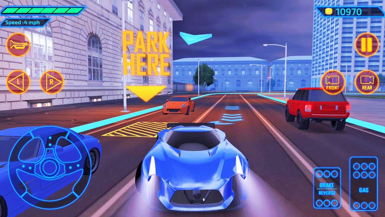 concept cars driving simulator #8 - android gameplay - youtube