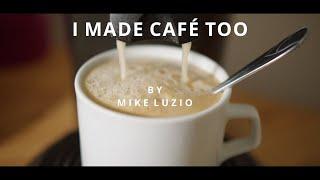 I MADE CAFÉ TOO - SHORT FILM // BMPCC 4K / SIGMA 18-35mm f1.8 / VILTROX EF-M2 II / ZOOM F2-BT