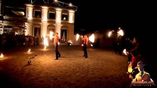 Мультимедийное шоу театра огня Adrenaline Краснодар
