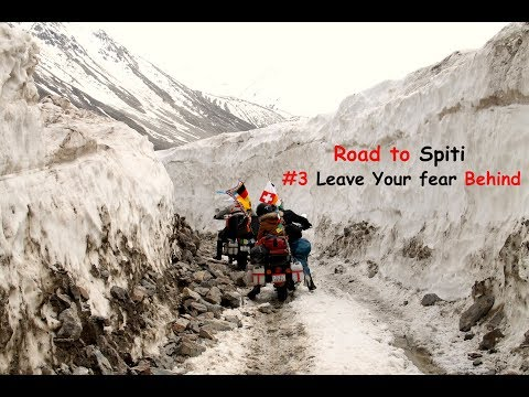 Road to Spiti Valley | Episode 03 | Leave Your Fear Behind