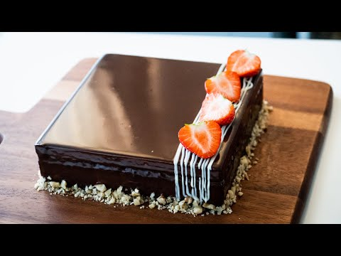 Mousse Cake Soft Creamy Chocolate