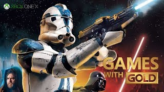 Games With Gold (abril) — Star Wars Battlefront Ii (xbox ClÁssico) 🎮