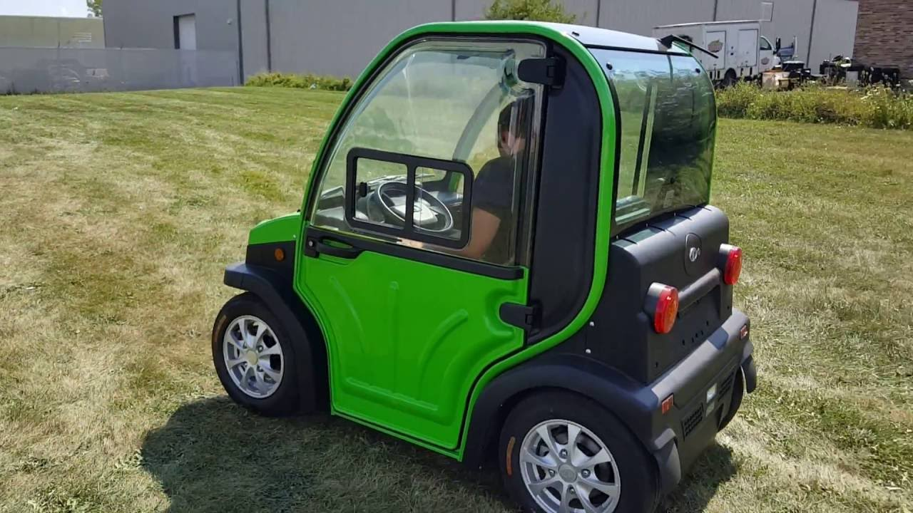Low Speed Vehicles >> Lsv Low Speed Vehicle Street Legal For Sale From Saferwholesale Com