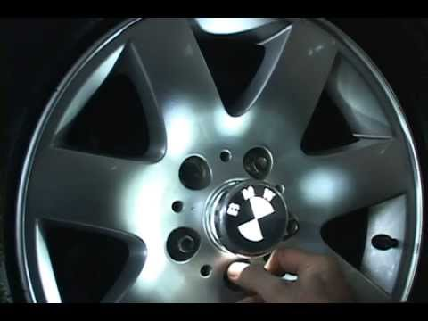 Bwm Wheel Light Install Gloryder 174 Glowing Rims Youtube