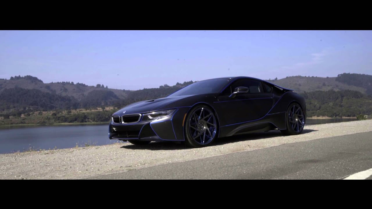 Tron8 Custom Bmw I8 Youtube