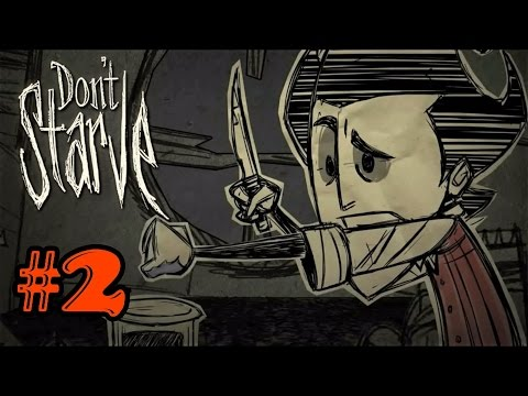★ DON'T STARVE: POCKET EDITION ★ Apparently Not Too Long? [2] (Let's Play / Walkthrough)