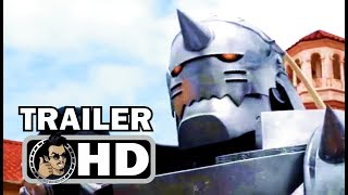 FULLMETAL ALCHEMIST Official Netflix Trailer (2018) Sci-Fi Action Movie HD