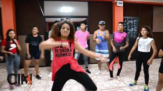 Lil Pump - Boss // CHOREOGRAPHY BY VALENTINA CARVALLO // CIM (HD)