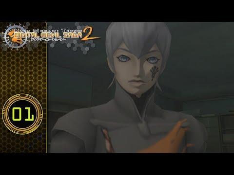 Digital Devil Saga 2 Playthrough Ep 1: The Black Sun