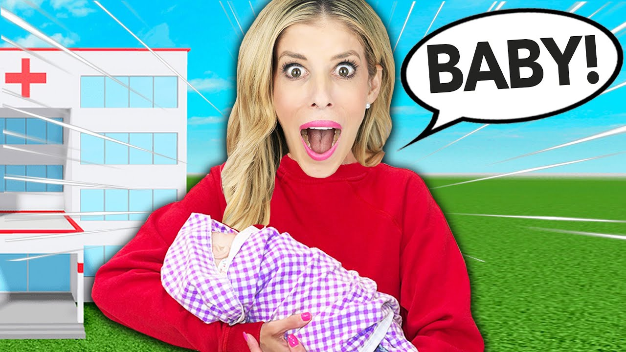 Download Rebecca Adopts a Baby in Adopt Me Roblox - Zamfam Gaming