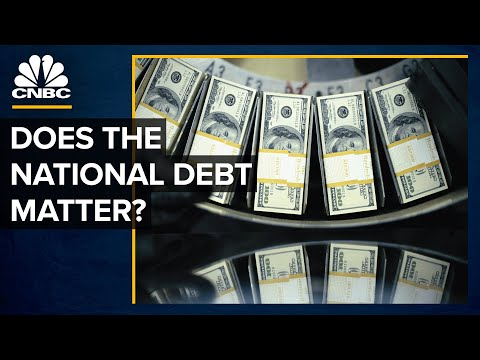 Does The National Debt Matter? | What's Next For The U.S. Economy