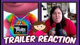 TRAILER REACTION: 'Trolls World Tour' Official Trailer 1