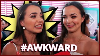 MOST AWKWARD MOMENTS from TEEN CHOICE 2016 RED CARPET!