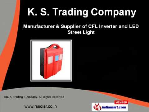 Solar Electrical Products By K. S. Trading Company, New Delhi