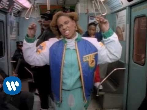 MC Lyte - Paper Thin (Official Video)