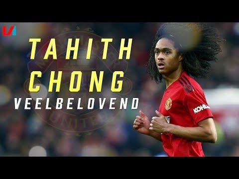 DEBUUT: Tahith Chong (19) lijkt een beetje op Ronaldinho!