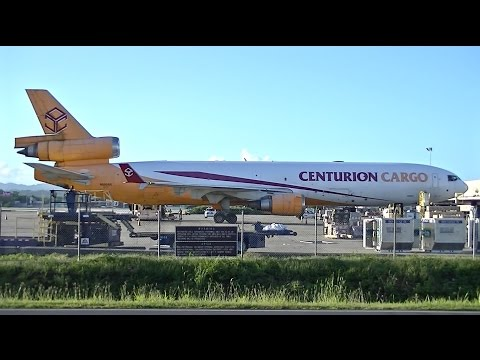 TJSJ Spotting: Centurion Cargo!