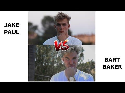 JAKE PAUL AND BART BAKER