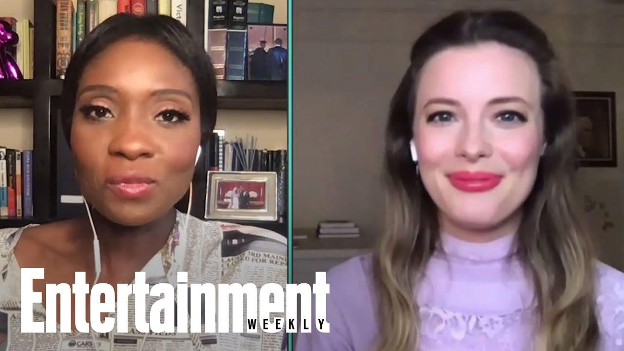 Gillian Jacobs Talks Britta In Eventual 'Community' Movie | PeopleTV