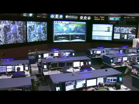 NASA ISS Expedition 36 Space Station Live! From mission ...