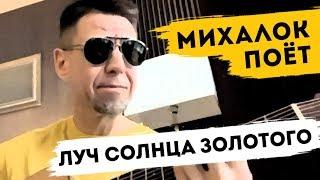 Сергей Михалок - «Луч солнца золотого» (песня из мультфильма «По следам Бременских музыкантов»)