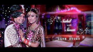 Sahil weds Swati I Wedding Highlights I Big Bang Entertainment