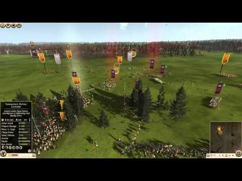 Total War Rome 2 Online Battle 56 |