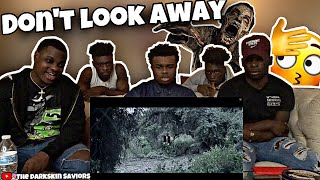 DON'T LOOK AWAY | A Short Film | REACTION!